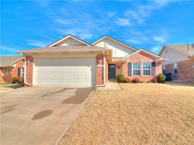 Edmond Single Family Home For Sale: 18512 Rastro Drive