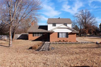 Edmond Single Family Home For Sale: 4101 E 30th Street