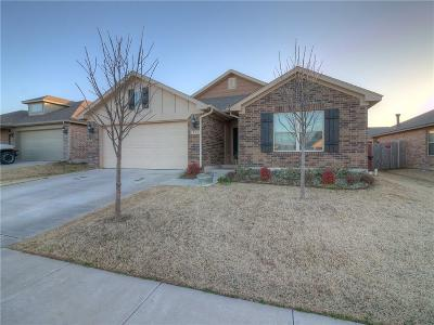 Norman Single Family Home For Sale: 2802 Trailwood Drive