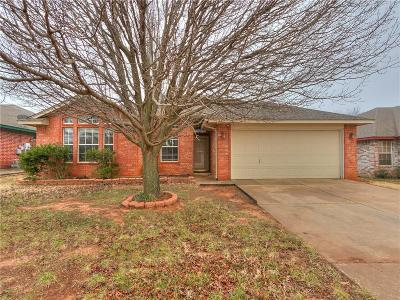 Oklahoma City Single Family Home For Sale: 5420 SE 81st Street
