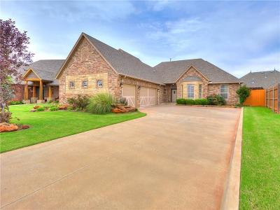 Edmond Single Family Home For Sale: 917 NW 195th Place