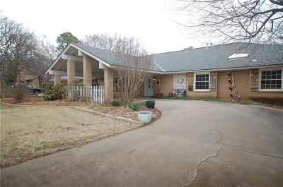 Lincoln County, Oklahoma County Single Family Home For Sale: 3908 Timberline Place