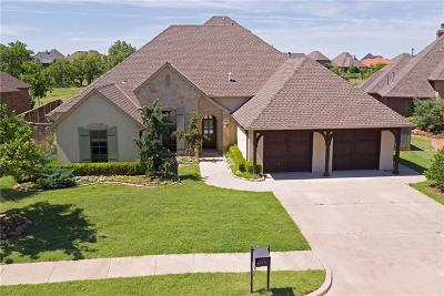 Edmond OK Single Family Home For Sale: $629,500