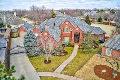 Norman Single Family Home Pending: 809 Hawkesbury Park