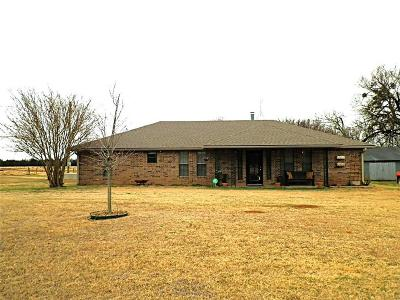 Meeker Single Family Home For Sale: 338533 E 1000 Road