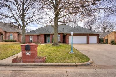 Oklahoma City Single Family Home For Sale: 2304 Sorrento Lane