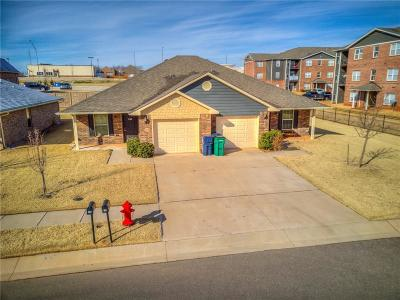 Oklahoma City Multi Family Home For Sale: 1919 NW 142nd Street
