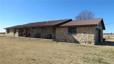 Altus Single Family Home For Sale: 20992 E County Road 155