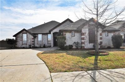 Edmond Single Family Home For Sale: 1700 NW 163rd Circle