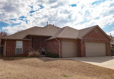 Edmond Single Family Home For Sale: 2608 NE 129th Street
