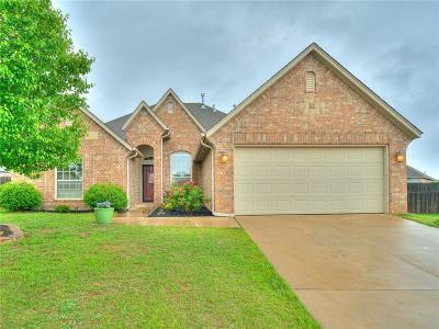 Choctaw Single Family Home For Sale: 12793 Brody Court