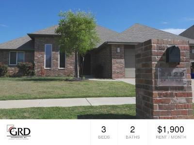 Edmond Single Family Home For Sale: 2429 NW 175th Street