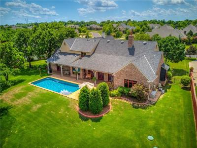 Edmond Single Family Home For Sale: 3724 Stagmoor Road
