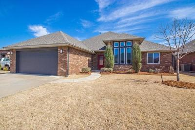 Edmond Single Family Home For Sale: 17408 White Hawk Drive