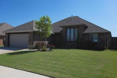 Edmond Single Family Home For Sale: 17420 White Hawk Drive
