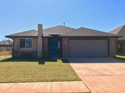 Oklahoma City Single Family Home For Sale: 7200 NW 146th Street