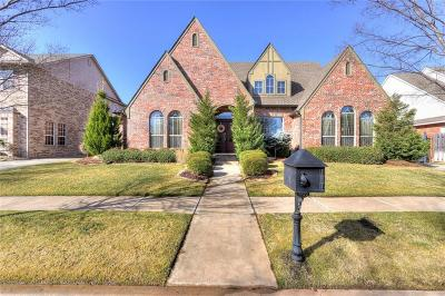 Edmond Single Family Home For Sale: 18109 Barrington Drive