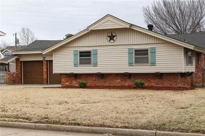 Moore Single Family Home For Sale: 200 NE Bellaire Drive