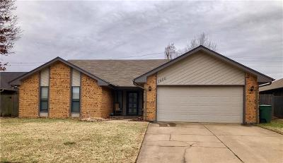 Edmond Single Family Home For Sale: 1900 Stepping Stone Trail
