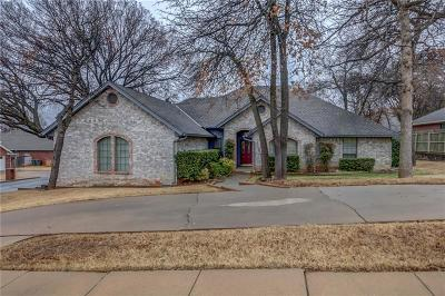 Edmond Single Family Home For Sale: 1400 Sandhurst Circle