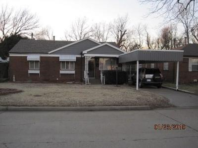 Single Family Home For Sale: 1719 N Utah Avenue