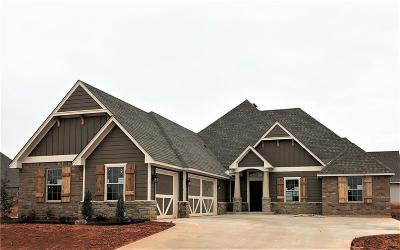 Edmond Single Family Home For Sale: 18704 Clearview Way