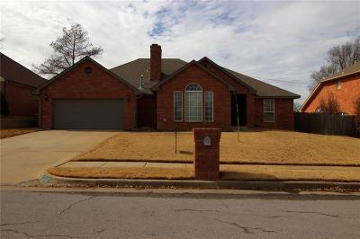 Edmond Single Family Home For Sale: 1017 Richmond Road