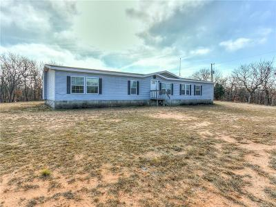 Lincoln County Single Family Home For Sale: 331659 E Woodrun Drive