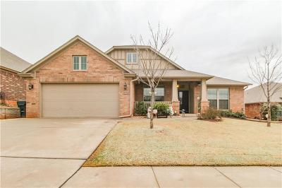 Norman Single Family Home For Sale: 3836 Kings Canyon Road