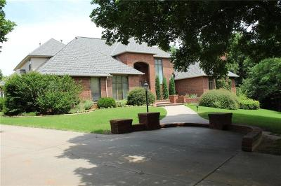 Edmond Single Family Home For Sale: 115 Deer Creek Road
