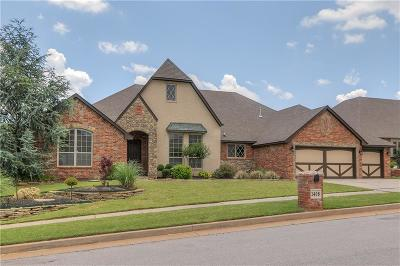 Edmond OK Single Family Home For Sale: $439,900