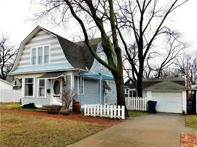 Guthrie Single Family Home For Sale: 315 N Maple Street