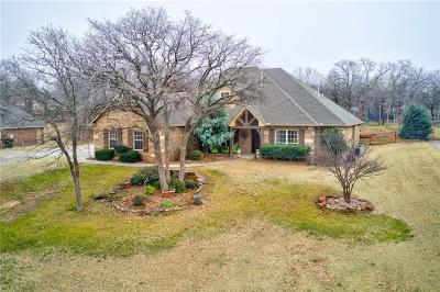 Edmond OK Single Family Home For Sale: $375,000