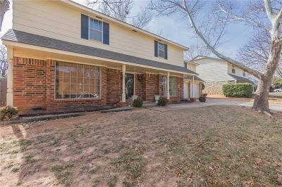Oklahoma City Single Family Home For Sale: 6220 Olde Harwick Circle