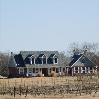 Shawnee Single Family Home For Sale: 8997 N Acme Road