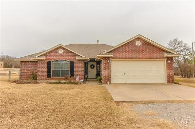 Norman Single Family Home For Sale: 11000 E Rock Creek Rd.