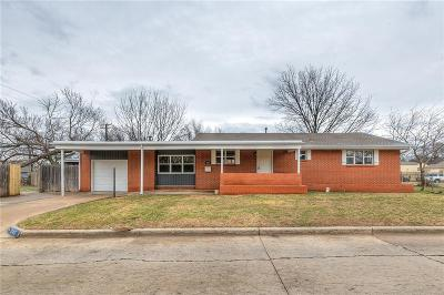Single Family Home For Sale: 3145 Pioneer Street