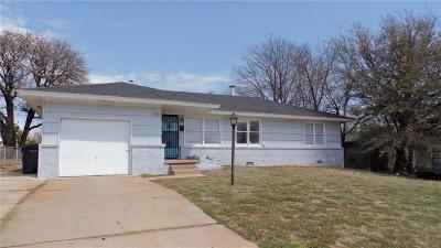 Oklahoma City Single Family Home For Sale: 1513 NE 34th Street