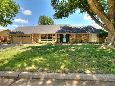 Oklahoma City Single Family Home For Sale: 1317 Brighton Avenue