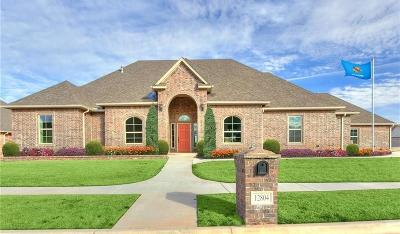 Oklahoma City Single Family Home For Sale: 12804 Ponderosa Boulevard