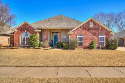 Norman Single Family Home For Sale: 3101 Highland Ridge Drive