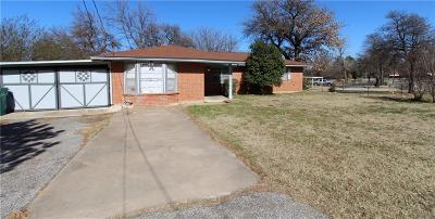 Spencer Single Family Home For Sale: 4401 Woodland Park
