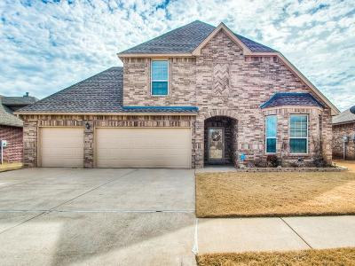 Edmond Single Family Home For Sale: 2320 NW 153rd Street