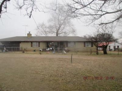 Shawnee Single Family Home For Sale: 46612 Garretts Lake Road