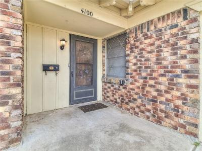 Oklahoma City Single Family Home For Sale: 4100 NW 59th Street