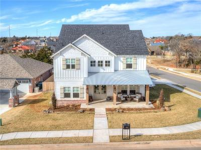 Edmond Single Family Home For Sale: 1401 Boathouse Road