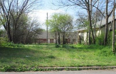 Oklahoma City Residential Lots & Land For Sale: 1408 E Park Place