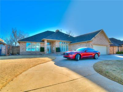 Oklahoma City Single Family Home For Sale: 8024 NW 100th Street