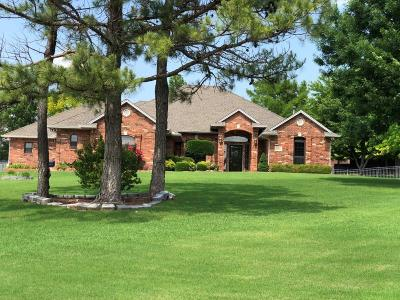 Oklahoma City Single Family Home For Sale: 5700 Valley Way