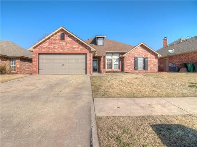 Oklahoma City Single Family Home For Sale: 1105 SW 128th Street
